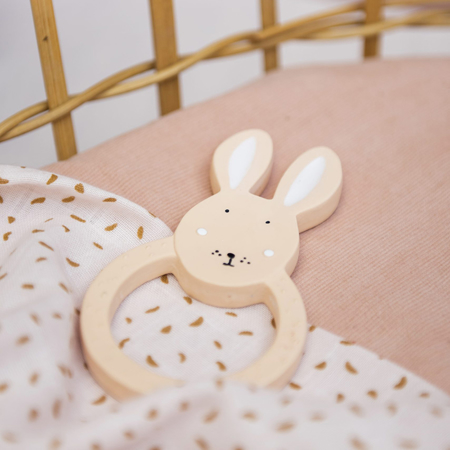 Slika za Trixie Baby® Okruglo grizalo Mrs. Rabbit