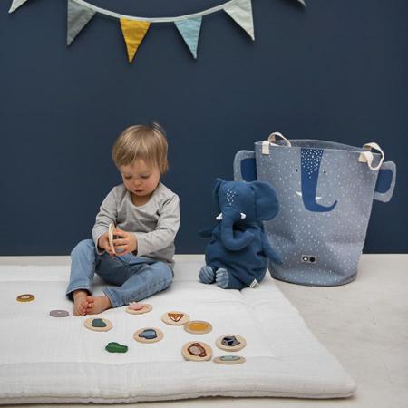Slika za Trixie Baby® Drvena slagalica s oblikom životinjica