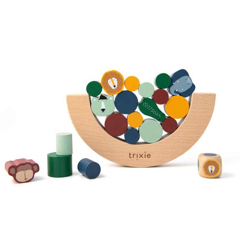 Slika za Trixie Baby® Drvena igra ravnoteže