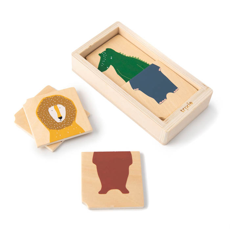 Slika za Trixie Baby® Drvena slagalica