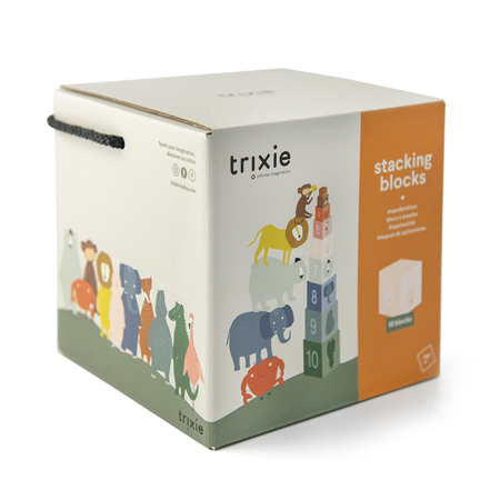 Slika za Trixie Baby® Kocke za igru