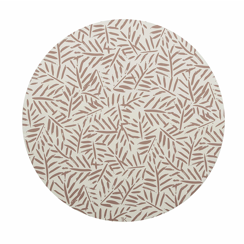 Slika za Toddlekind® Višenamjenska podloga Leaves Sea Shell