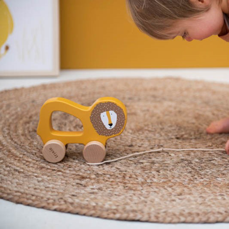 Slika za Trixie Baby® Drveni labirint Mr. Lion