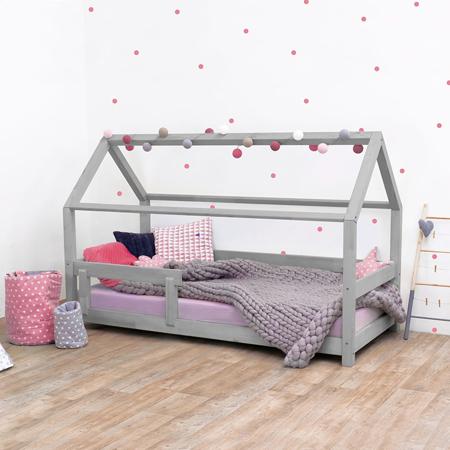Slika za Benlemi® Dječji krevetić Tery 200x90 Grey
