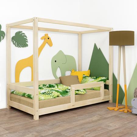 Slika za Benlemi® Dječji krevetić Bunky 200x90 Natural