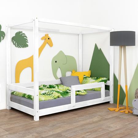 Slika za Benlemi® Dječji krevetić Bunky 200x90 White