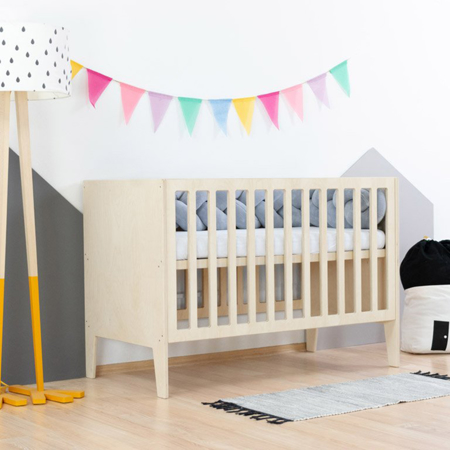 Benlemi® Dječji krevetić Sleepy 120x60