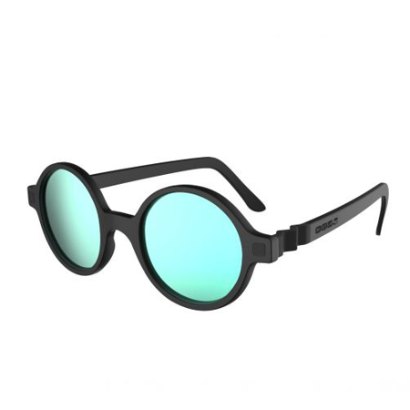 KiETLA® Dječje naočale za sunce Black Rozz 6-9 G