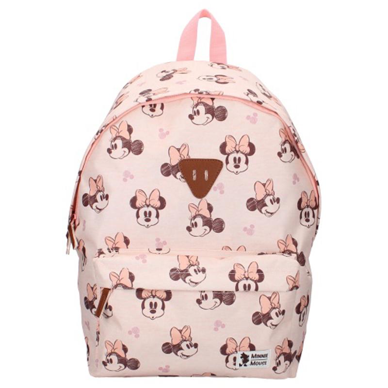 Slika za Disney's Fashion® Dječji ruksak Minnie Mouse Rocking It Pink
