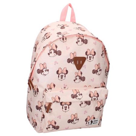 Disney's Fashion® Dječji ruksak Minnie Mouse Rocking It Pink