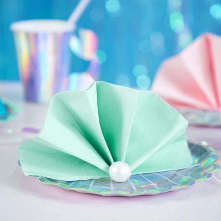 Slika za Party Deco® Troslojne salvete Mint 20 komada