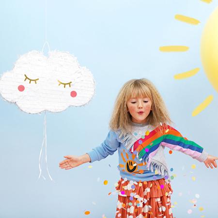Slika za Party Deco® Pinata Oblak