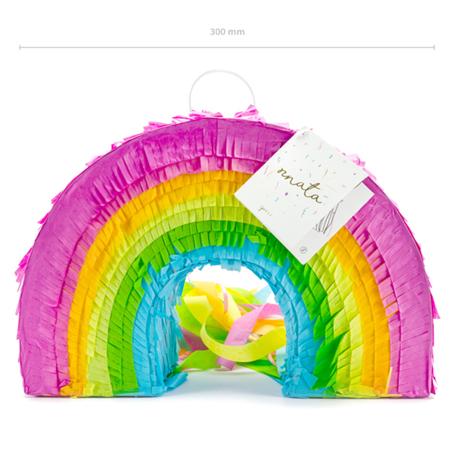 Slika za Party Deco® Pinata Duga