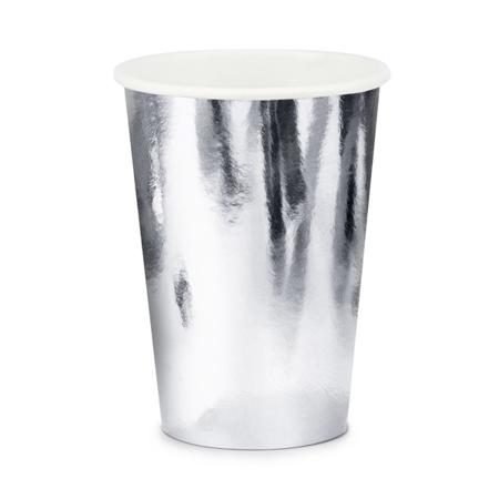 Slika za Party Deco® Čašice Silver 6 komada