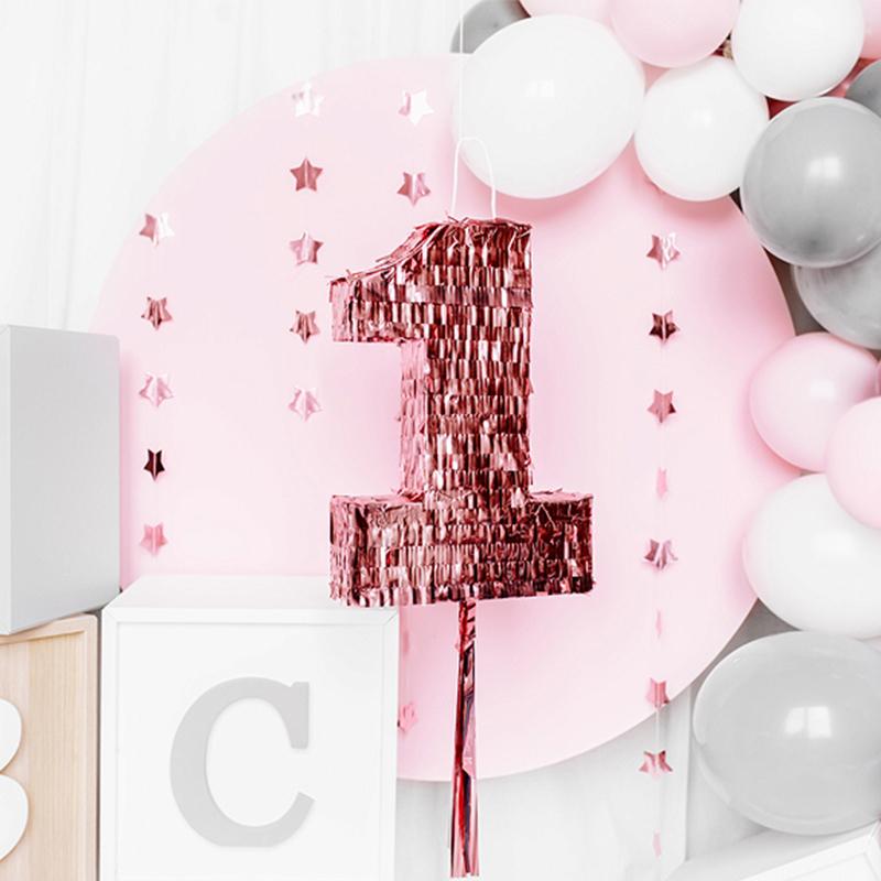 Slika za Party Deco® Pinata u obliku broja 1