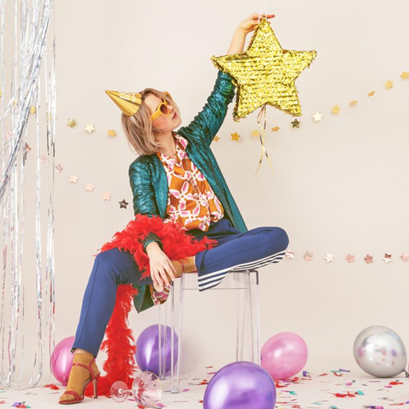 Slika za Party Deco® Pinata Zvijezda
