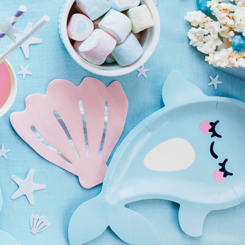 Slika za Party Deco® Troslojne salvete Maca 20 komada