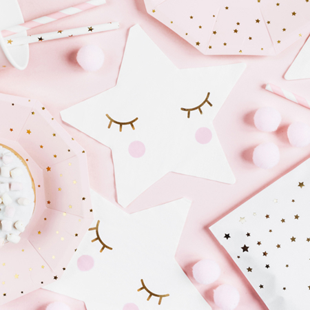 Slika za Party Deco® Troslojne salvete Mala Zvijezda 20 komada