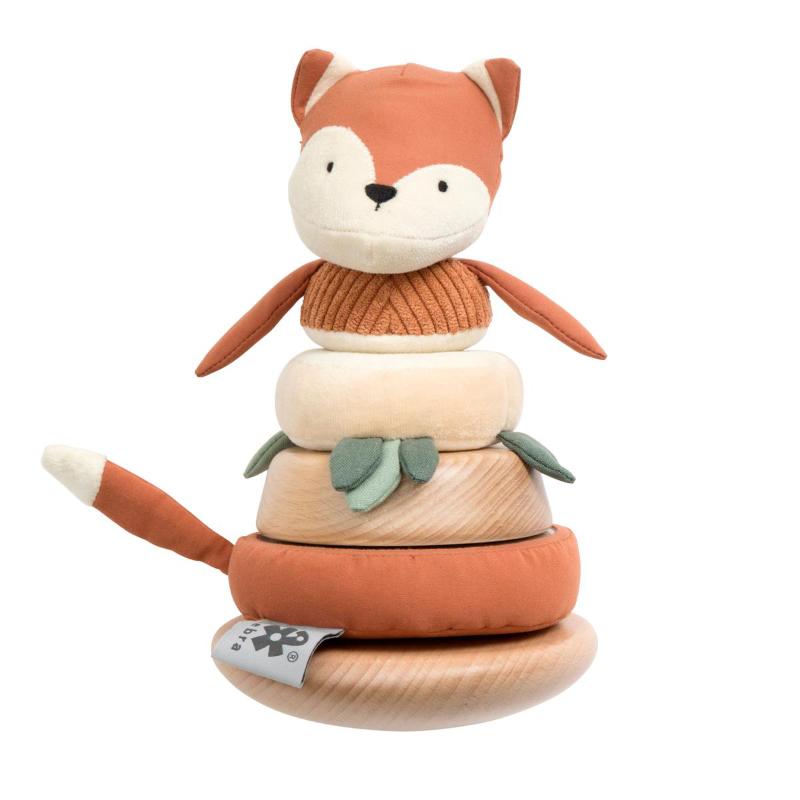 Slika za Sebra® Didaktička igračka Sparky Fox Tail Red