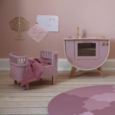 Slika za Sebra® Drvena dječja kuhinja Blossom Pink