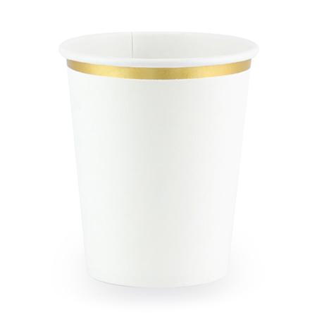 Slika za  Party Deco® Čašice White 260ml