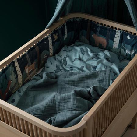 Slika za Sebra® Porub za krevetić  Nightfall Straw Beige