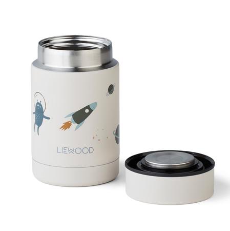 Slika za Liewood® Termo posuda za hranu Nadja Space Sandy Mix