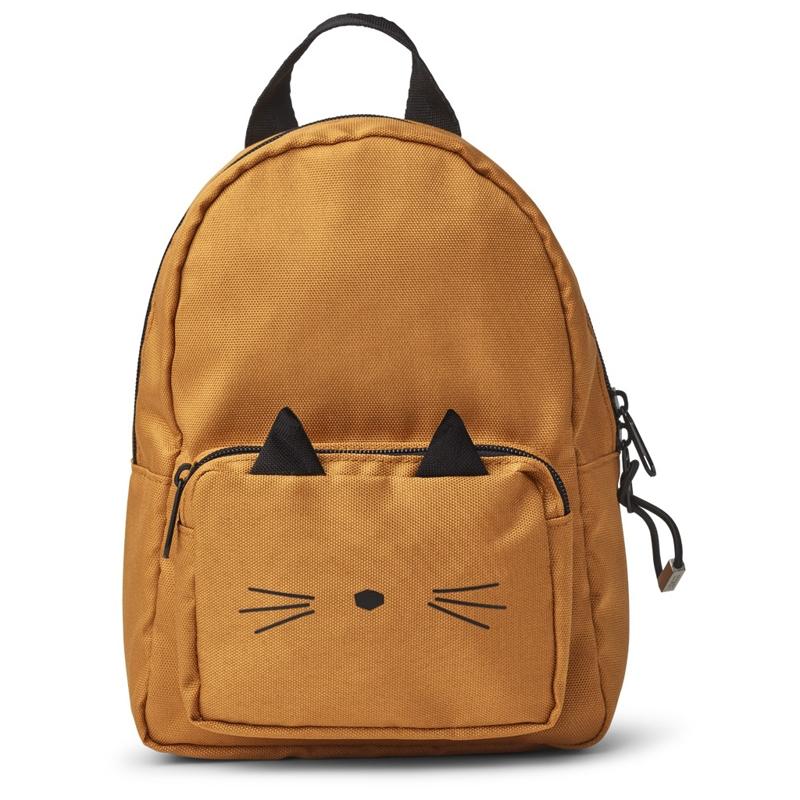 Slika za Liewood® Saxo ruksak Mini Cat Mustard