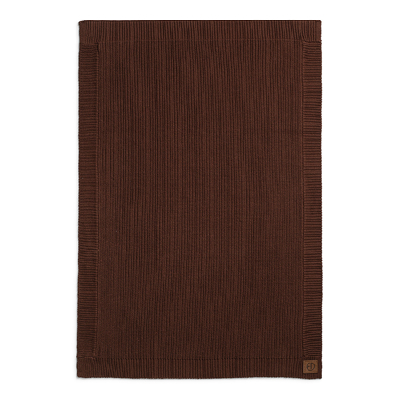 Elodie Details® Pletena dekica Chocolate 75x100