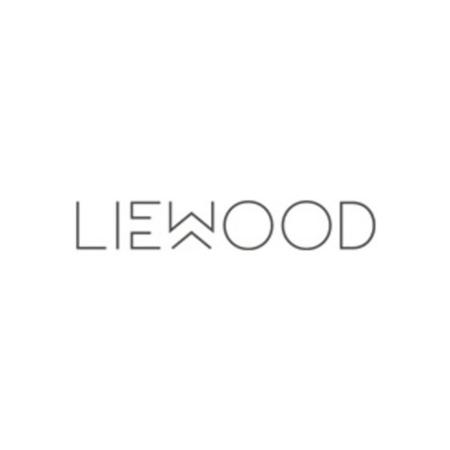 Slika za Liewood® Poklopac sa slamkom i četkicom za bočicu Falk 250ml  Light grey