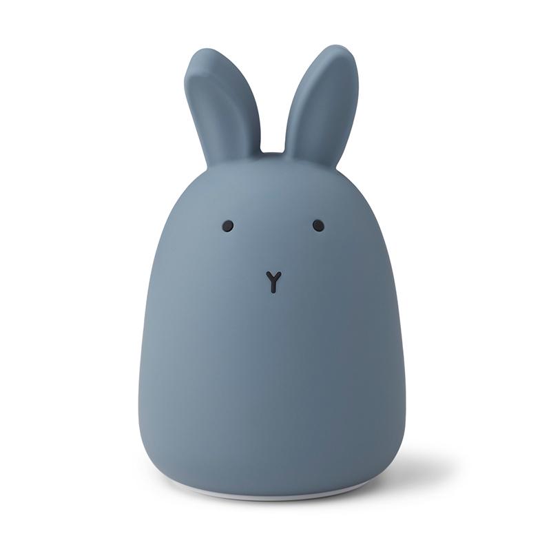 Slika za  Liewood® Noćna lampa Rabbit Stormy Blue