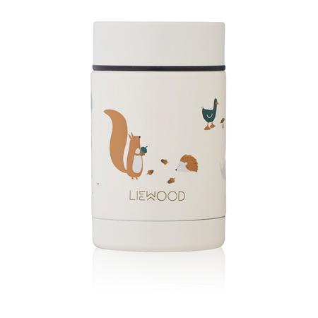 Slika za Liewood® Termo posuda za hranu Nadja Friendship Sandy Mix 250ml