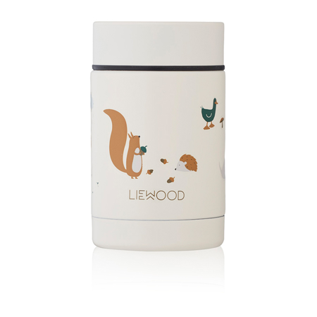 Liewood® Termo posuda za hranu Nadja Friendship Sandy Mix 250ml