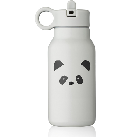 Slika za Liewood®  Bočica od nehrđajučeg čelika Falk Panda Light Grey 250ml