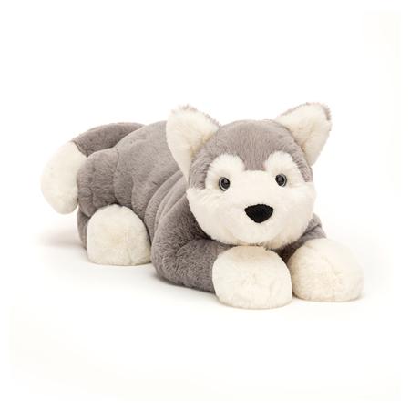 Slika za Jellycat® Plišana igračka Hudson Husky 14x46