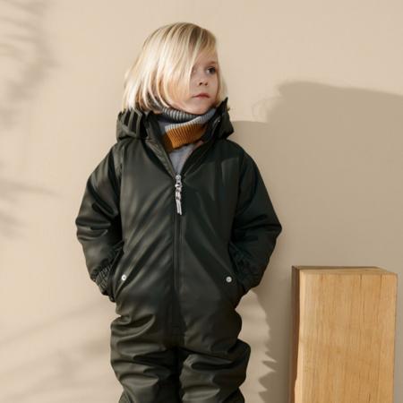 Slika za  Liewood® Dječji šal Mathias Grey Melange