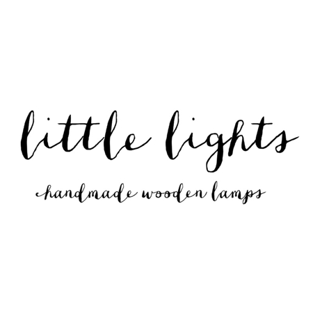 Slika za  Little Lights® Ručno napravljena drvena lampa Lion Yellow