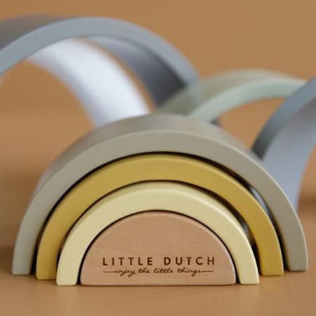Little Dutch® Drvena duga Blue