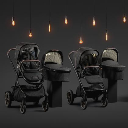 Slika za Nuna® Košara za novorođenče Mixx™ Riveted
