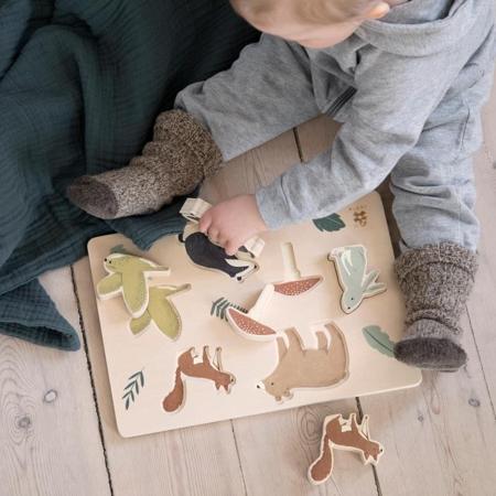 Slika za Sebra® Drvene puzzle Nightfall