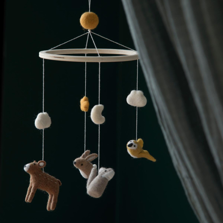 Slika za Sebra® Vrtuljak za kreverić Nightfall