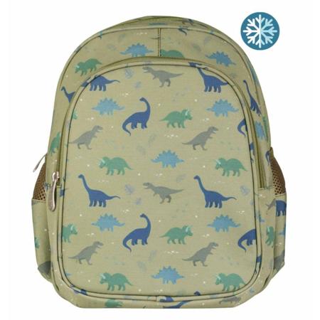 Slika za A Little Lovely Company® Izoliran dječji ruksak Dinosaurs