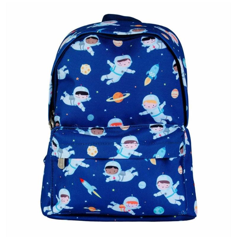 Slika za A Little Lovely Company® Dječji mini ruksak Astronaut