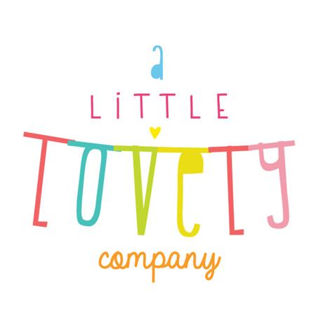 Slika za A Little Lovely Company®  Viseća dekoracija Gold