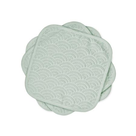 Slika za CamCam® Krpice za umivanje Dusty Green 30x30