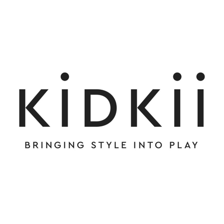 Slika za Kidkii® Okrugli Blue Bazen s lopticama Grey 90x30