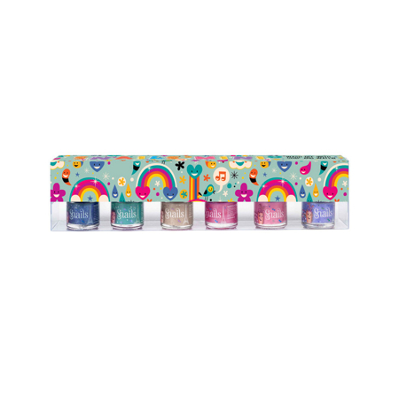 Slika za Snails® Poklon komplet 6 Mini lakova Special Edition