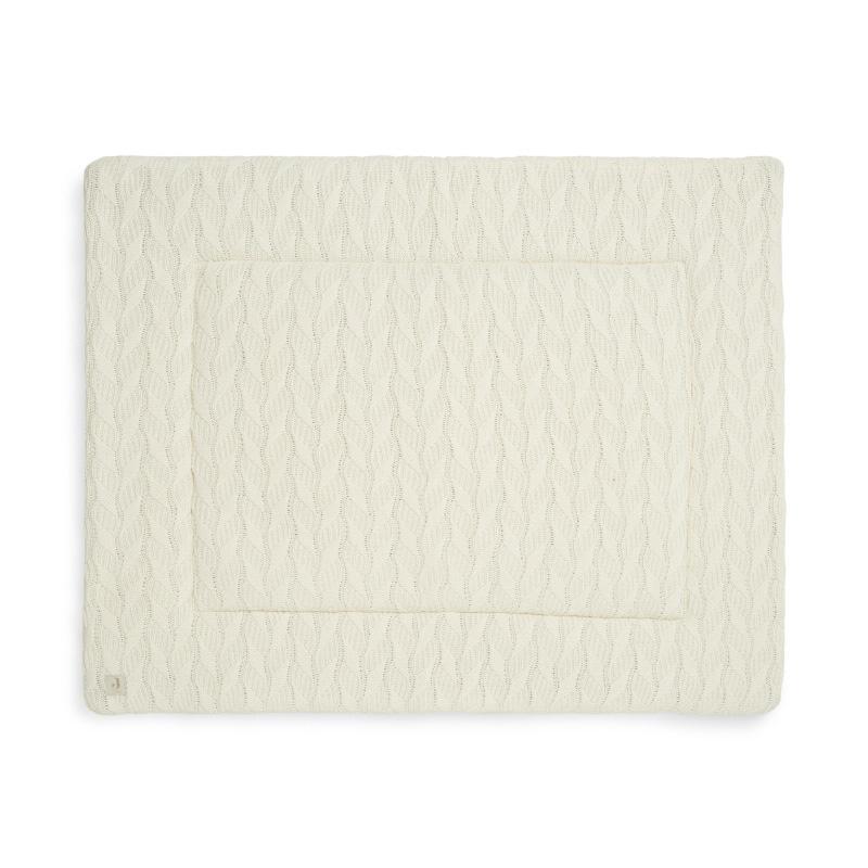 Slika za Jollein® Podloga za igru Spring Knit 100x80 Ivory