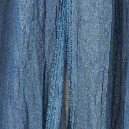 Slika za Jollein® Posteljni baldahin Jeans Blue