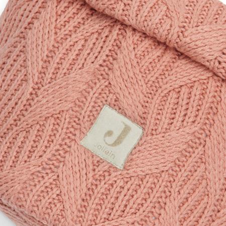 Jollein® Košara za pohranjivanje stvarčica Spring Knit Rosewood